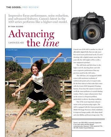 MAGAZINE SHELL - Professional Photographer Magazine