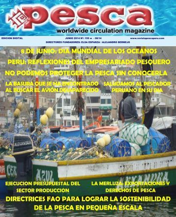 Revista Pesca Junio 2014
