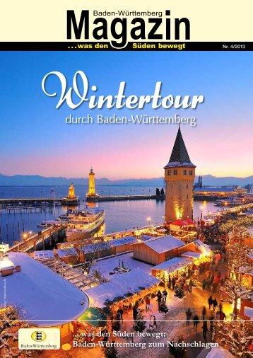 Winterlich Baden-W - PR Presseverlag Süd GmbH