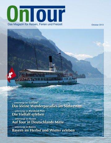 OnTour - PR Presseverlag Süd GmbH