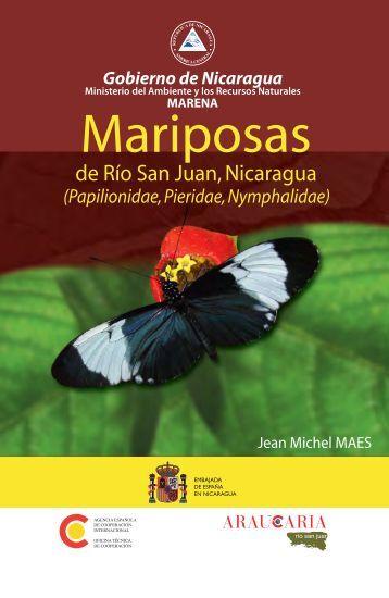 Mariposas del Río San Juan - AECID