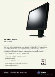 Der EIZO S2000 - Prad