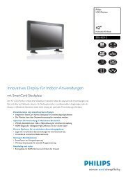 BDL4231C/00 Philips LCD-Monitor - Prad