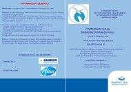 Programma - Federazione Nazionale Sindrome di Prader Willi
