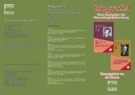 biografiA - Praesens Verlag