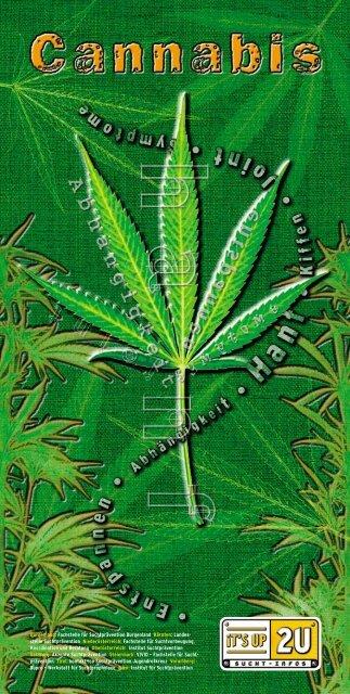 Cannabis - Institut Suchtprävention