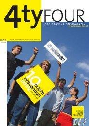 Ausgabe 3 - Institut Suchtprävention