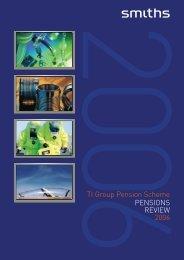 TI Group Pension Scheme PENSIONS REVIEW 2006 - PRAG