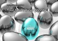 Royal London Group Pension Scheme Annual Report 2009 - PRAG