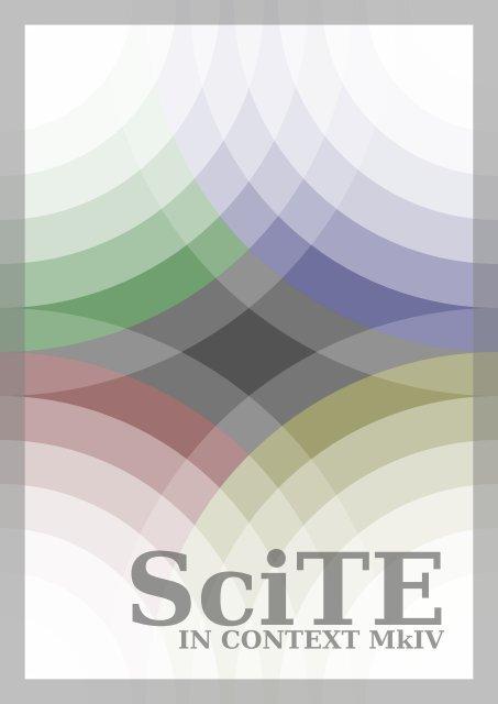 scite-context-readme   - Pragma ADE