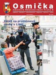 Říjen 2008 - Praha 8