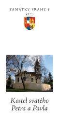 Kostel svatého Petra a Pavla Farní - Praha 8