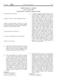 NAŘÍZENÍ KOMISE (ES) č. 1998/2006 ze dne 15 ... - EUR-Lex