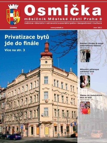 Únor 2012 - Osmička