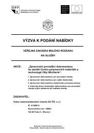 Výzva k podání nabídky_CPMTOW - Fondy EU v Praze