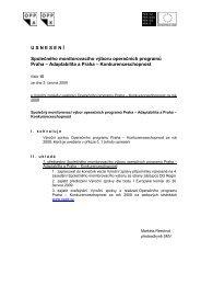 Usneseni_15_Vyrocni zprava 2008_OPPK.pdf - Fondy EU v Praze