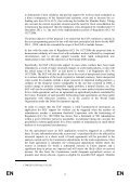 Proposal for a REGULATION OF THE EUROPEAN PARLIAMENT ... - Page 3