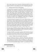 Proposal for a REGULATION OF THE EUROPEAN PARLIAMENT ... - Page 6