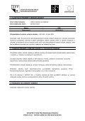 INVESTUJEME DO VAŠÍ BUDOUCNOSTI ... - Fondy EU v Praze - Page 2