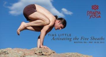 Activating the Five Sheaths - Prajna Yoga