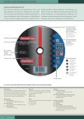 TRENN- UND SCHRUPPSCHEIBEN - Werkzeugfachhandel - Seite 3
