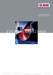 Prospekt Steintrenntechnik 090107.qxd - Werkzeugfachhandel