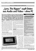 Thomson Lyra PDP 2860: Taschen-Audio/Video ... - Praktiker.at - Seite 2