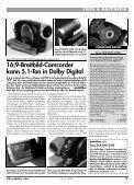 """Testbericht Sony DCR-DVD-203E aus """"ITM praktiker ... - Praktiker.at - Seite 2"""