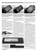 Samsung Yepp YP-P2: Pocket-Multimedia-Player - ITM ... - Praktiker.at - Seite 3