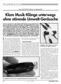Sony Walkman NW-S703F: Taschen-Audioplayer - ITM ... - Praktiker.at - Page 2