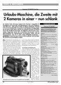 """Testbericht Samsung Duocam VP-D6050 aus """"ITM ... - Praktiker.at - Page 2"""