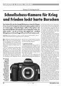 Olympus E-3: Fotoreporter-Spiegelreflexkamera - ITM ... - Praktiker.at - Page 2