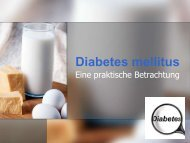 Diabetes mellitus - Daniel Beutler