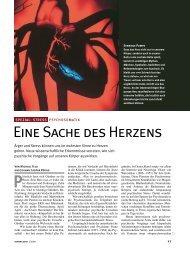 EINE SACHE DES HERzENS - Dr. med. Michael Feld