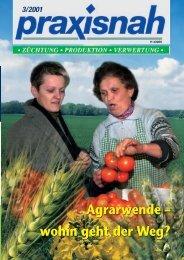 praxisnah Ausgabe 03/2001, PDF, 1.9 MB