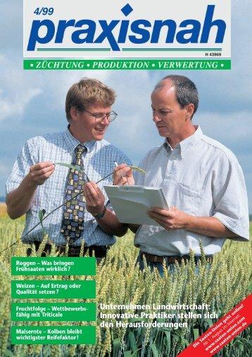 praxisnah Ausgabe 04/1999, PDF, 5.5 MB