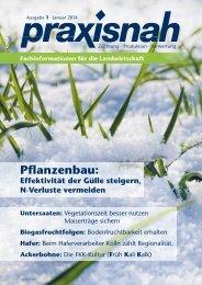 praxisnah Ausgabe 01/2014, PDF, 2.2 MB