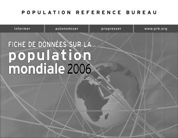 PDF: 760KB - Population Reference Bureau