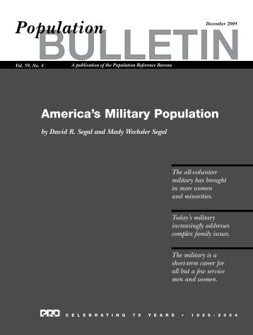 59.4 AmericanMilitary05.qxp - Population Reference Bureau