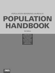 2003 Handbk_ENGcomposite.qxp - Population Reference Bureau
