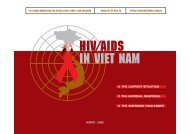 HIV/AIDS in Viet Nam - Population Reference Bureau
