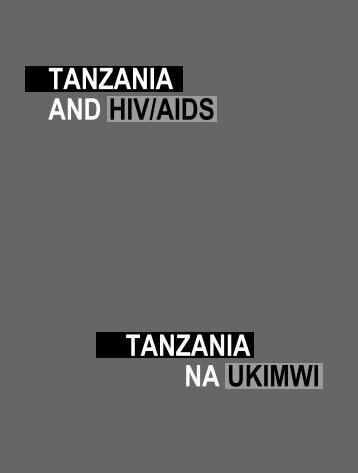 Tanzania and HIV/AIDS_SWA - Population Reference Bureau