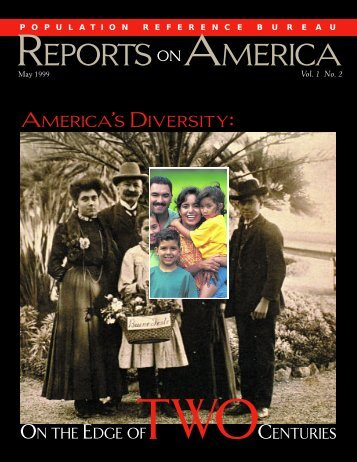 America's Diversity: On the Edge of Two Centuries - Population ...