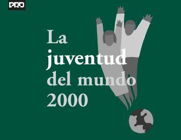 La juventud del mundo 2000 - Population Reference Bureau