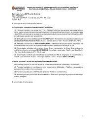 1 Convocação para a 566ª Reunião Ordinária Data: 11/06/2013 ...