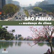 mudança do clima - Prefeitura de São Paulo