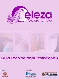 Guia Técnico para Profissionais. - Prefeitura de São Paulo