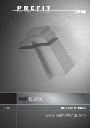 rei cube fittings - PREFIT