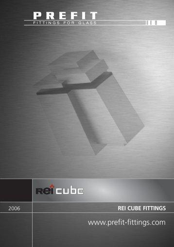rei cube fittings - PREFIT