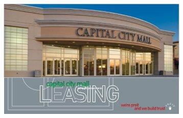 capital city mall - Pennsylvania Real Estate Investment Trust